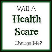 health scare