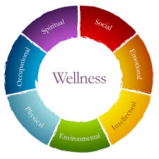Wellness is about life balance